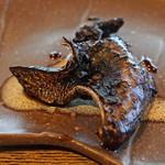 柳家 - 香茸の炭火のタレ焼