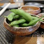 ぼちぼち - 枝豆