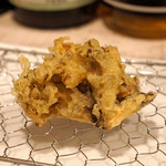 太門 - 舞茸の天ぷら