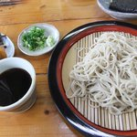 Yamabiko - ざるそば(野菜付)