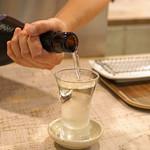 太門 - 醸し人九平次 純米吟醸 火と月の間に 山田錦