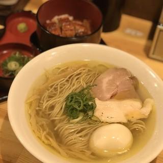 自家製麺 竜葵 - 料理写真: