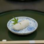 瞬 - 唐墨餅、美味い!