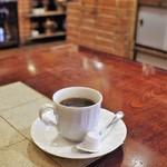 ステーキハウス チャコオキナワ - ホットコーヒー