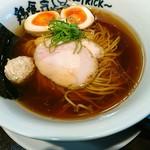 らーめん 鶏喰 - どうですか!美味しいスープが。o゜ヤバ(p´□`q)ヤバ゜o 。