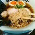 らーめん 鶏喰 - 麺ツルシコ(っ`-´c)ンマッ!✨✨✨ですよハハッ♪