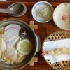 源平うどん - 料理写真:なべやきうどん1,350円