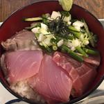 94093680 - 海鮮丼(ランチ)500円