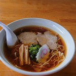 麺屋かわせみ - 醤油ラーメン