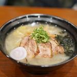 麺屋 玄 - 塩チャーシュー