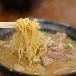麺屋 玄 - 森住製麺