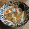 麺屋 巧 - 料理写真:鶏白湯 誉(780円、斜め上から)