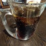 びっくりドンキー - コーラ