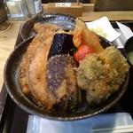 94096476 - 野菜かつ丼