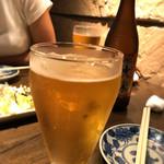 桃屋 - 瓶ビール