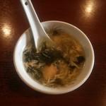 Tenfuen - スープ
