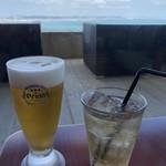 OOLOO - 生ビールとセットドリンクのジンジャーエール