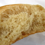 キッチンハウスにちにち - 黒糖パンの断面