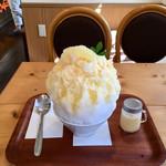 洋菓子工房 ボン・シック - 地中海レモンクリーム