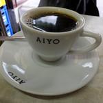 愛養 - ホットコーヒー450円