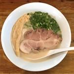 麺屋 菜々兵衛 - 鶏白湯 塩