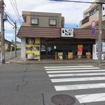 麺屋いっちょう - 新日鉄駅前のロータリーから西へ向かって150mくらい行った先