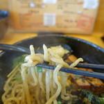 麺屋いっちょう - 麺リフト