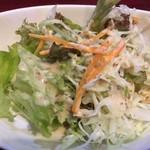 スパイス クラフト - 別添サラダ