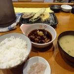 天ぷら わた辺 - 880円定食