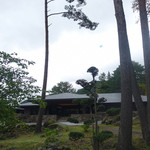 木曽駒高原カントリー - 雰囲気あるクラブハウス