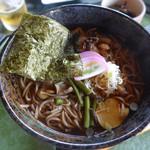 木曽駒高原カントリー - キノコたっぷり