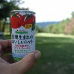 木曽駒高原カントリー - やっぱトマトでしょう