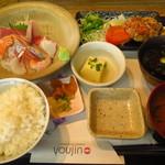 94110321 - 煮魚御膳(通常価格1,490円、1番乗り価格1,080円)
