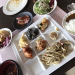 豊橋シーパレスリゾート - 料理写真:
