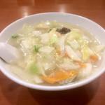 miyamahanten - 見たまんまななサッパリ塩味。