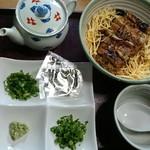鰻料理 たけだ - ひつまぶし(並)