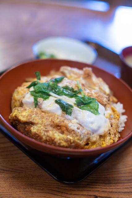 丸仙 - 豬排蓋飯(かつどん)
