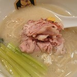真鯛らーめん 麺魚 - 真鯛ラーメン