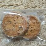 94114252 - H30.10:みそクッキー(97円)トモエ味噌を使っているらしい。コクがあって美味しい!