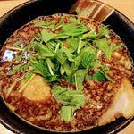 麺屋 桜 - 濃い目のつけ汁