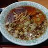銀水 - 料理写真:醤油ラーメン660円