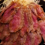 the肉丼の店 -