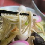 長崎飯店 - ちゃんぽん麺アップ