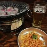 大阪ホルモン - 料理写真:
