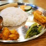 ネパール民族料理 カスタマンダップ -