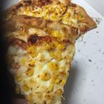 ガスト - マヨコーンピザ。540円。ピザーラよりリーズナブルですね!