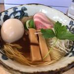 麺屋 椿丸 - 秋刀魚塩そば