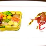94120212 - 前菜:野菜のテリーヌ