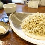 しゅばく - 辛味大根おろし蕎麦