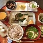 ランチとお茶の店 けんや - 料理写真:限定10食  お魚ランチ 1050円